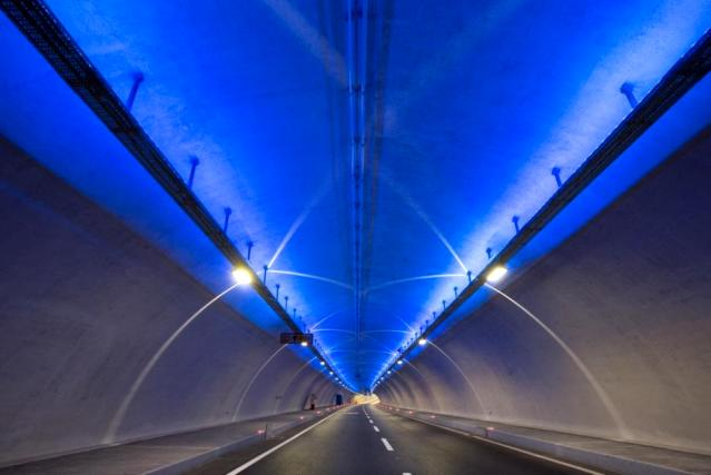 Avrasya Tüneli'ni 4 yılda 4,1 milyon sürücü kullandı