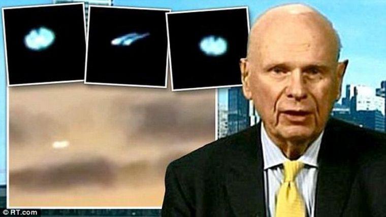 Kanada Savunma Bakanından UFO iddiası