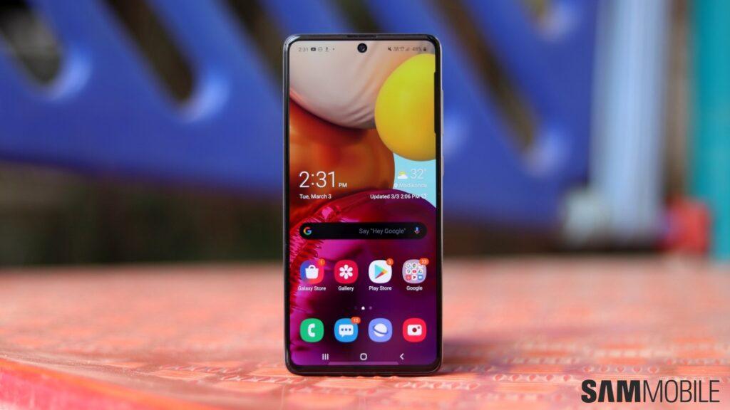 Samsung, Galaxy A72 için Snapdragon'u tercih etti