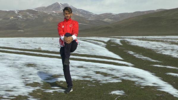 SPOR Sporcu arkadaşları Bir daha koşamaz dediler, Balkan Şampiyonası'nda ikinci oldu