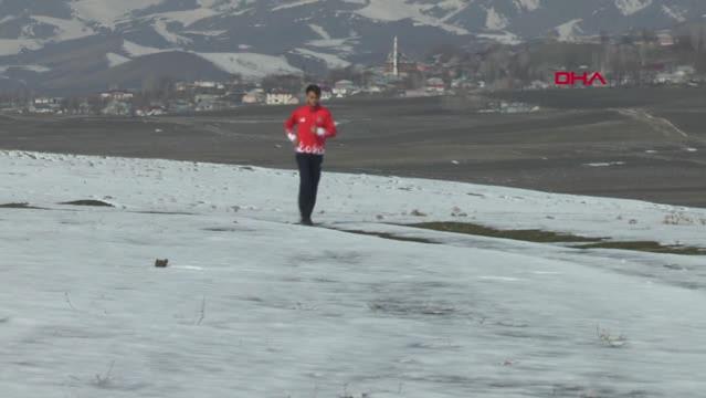"""SPOR Sporcu arkadaşları """"Bir daha koşamaz"""" dediler, Balkan Şampiyonası'nda ikinci oldu"""